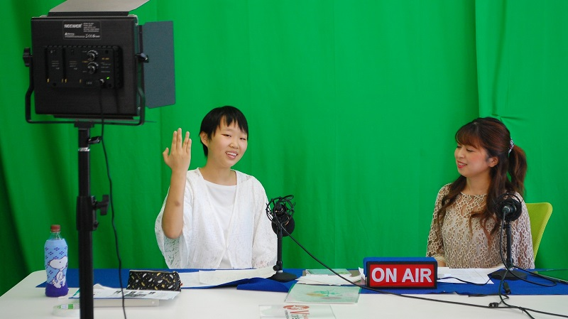 難病の大枝未和さん、11日 Vチャンネルに出演