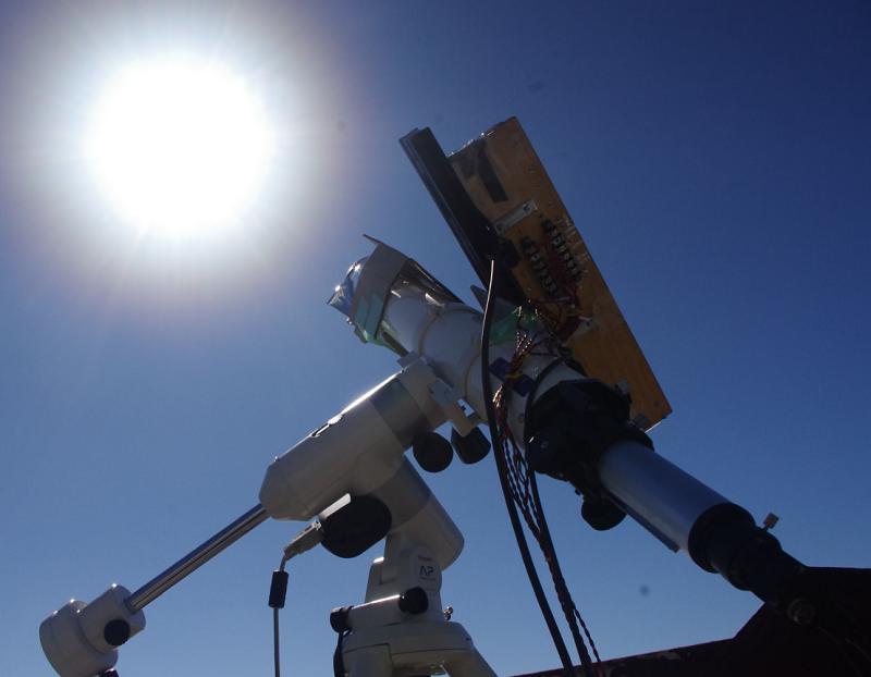 《食う寝る宇宙》16 宇宙から見た日食 見方を教えます