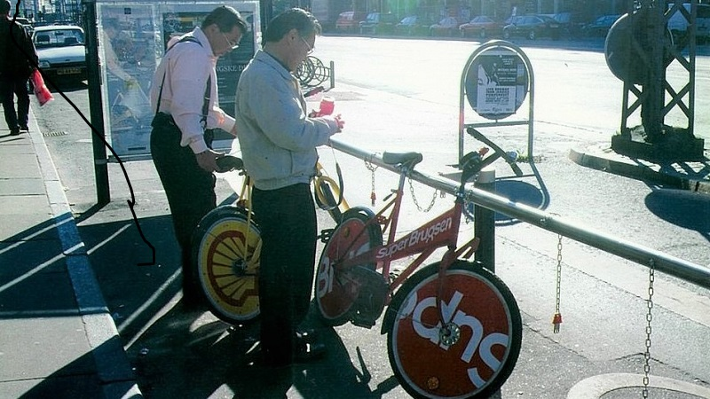 《泳げる霞ケ浦へ》8 りんりんロード+レンタル自転車