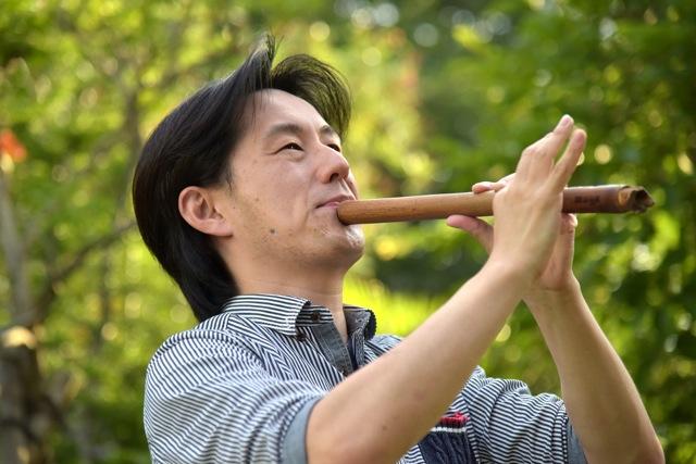 《好人余聞》 9 「こんな竹の筒に惚れてしまったんですね」渡辺大輔さん