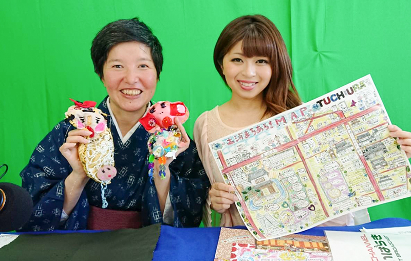 矢口新聞の矢口祥子さん、29日Vチャンネルに出演