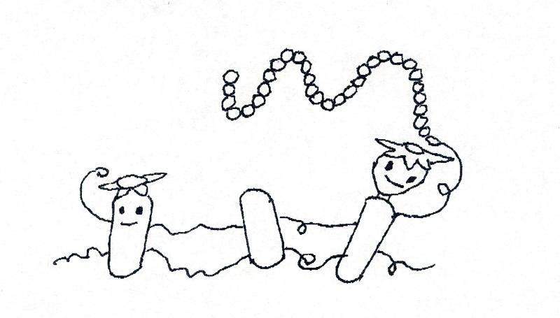 《くずかごの唄》18 サイキンの絵本 「ずかん・細菌」