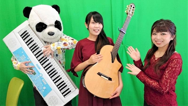 18日小町宵まつりに出演 音楽ユニット「inemuri」