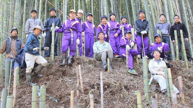 《宍塚の里山》20 里山の驚異 竹林拡大の謎を解く