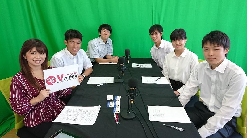 土浦の教育・福祉の充実を実感 議員インターンの大学生5人