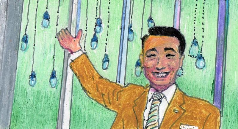 《映画探偵団》15 今年の初夢は「桜川文化圏構想」