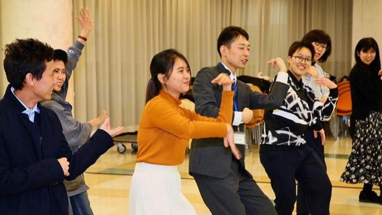 「来年も幸せに」 筑波学院大で留学生らが年忘れパーティ