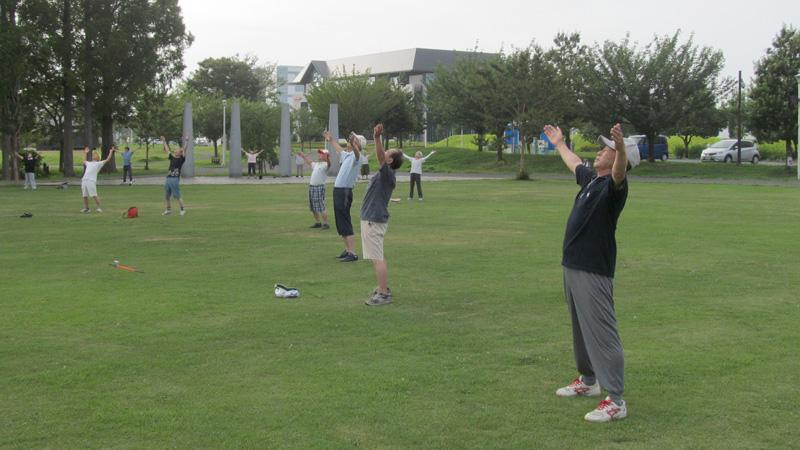 《地域包括ケア》52 ラジオ体操で地域づくりを展開