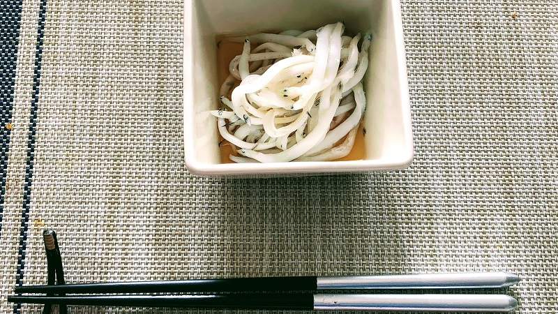 《県南の食生活》10 シラウオ 霞ケ浦の手土産