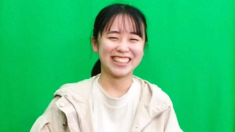 将来は英語を生かせる仕事に NEWSつくばでインターンシップ 筑波大学日竎若菜さん