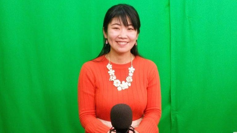 MCの小村悦子さん 臨時休校の小学生にラジオ出演の思い出プレゼント