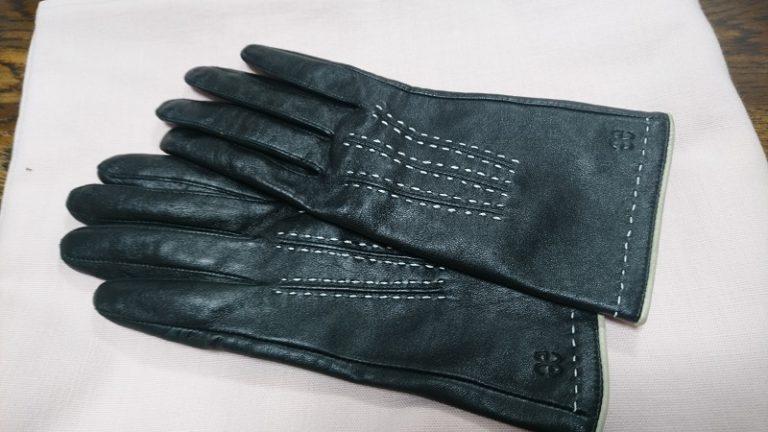 《食とエトセトラ》5 夏こそ革の手袋