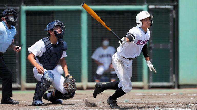 【夏の高校野球県大会】湖北、霞ケ浦 コールド勝ちで8強入り 土浦日大は4回戦へ
