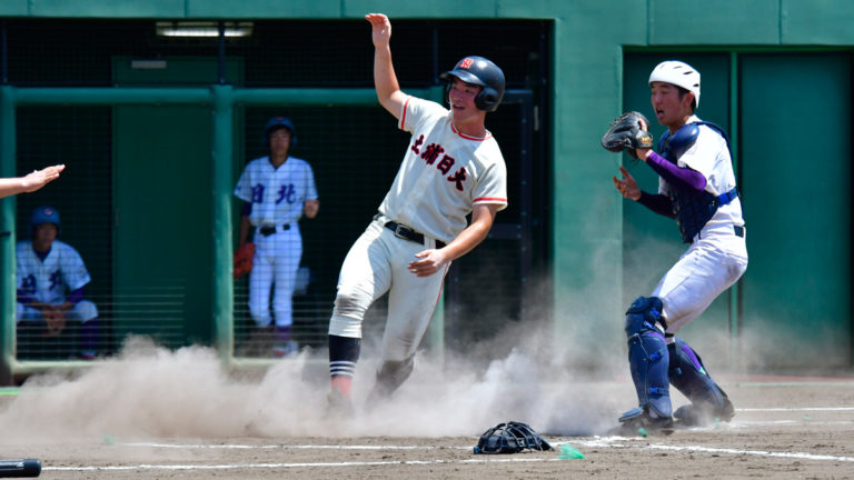 【夏の高校野球県大会】8日目 土浦日大もコールドで8強入り