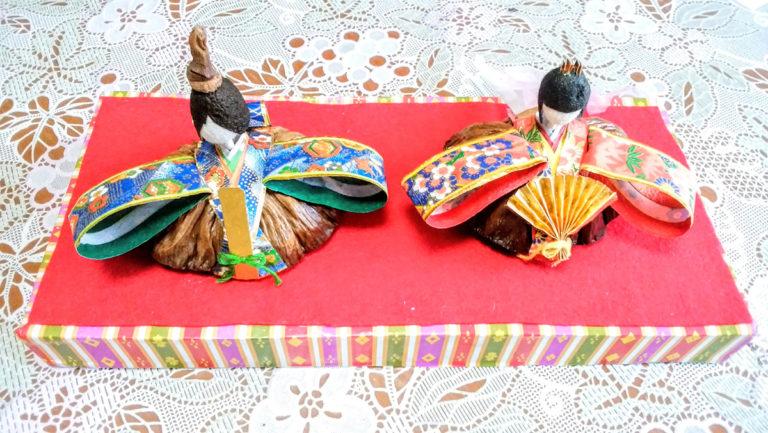 先を見通せる霞蓮雛 土浦で11月に手作り教室